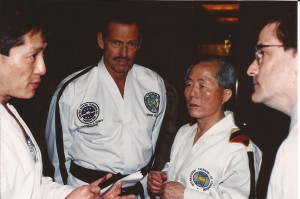 Gen CHoi, CE and Choi Jung HWA